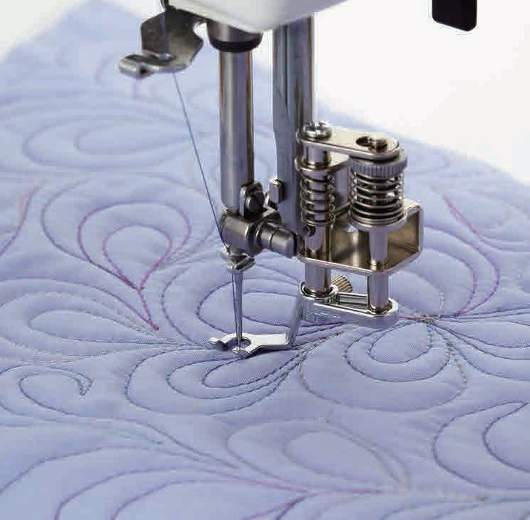 Freemotion Quilting Foot Set 40 Janome Brother Machines Amazing Free Motion Quilting Brother Sewing Machine