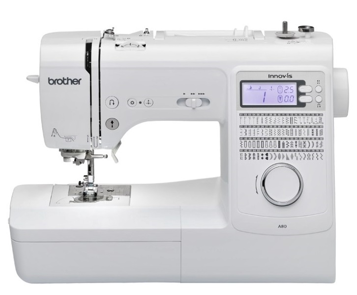 Innov-is A80 Sewing Machine - Brother - Brother Machines