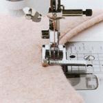 Stitch Guide Foot - F035N
