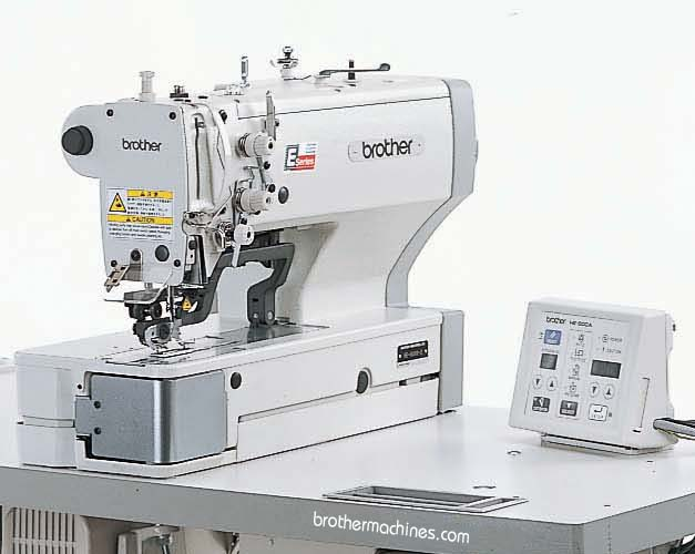 HE40A Electronic Lockstitch Button Hole Brother Brother Machines Beauteous Brother Button Sewing Machine