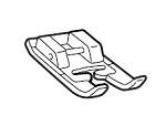 Monogramming Foot N - XD0810031