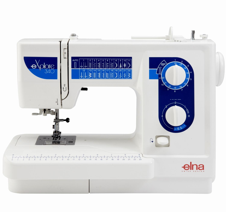 Elna eXplore 340 - Elna - Brother Machines