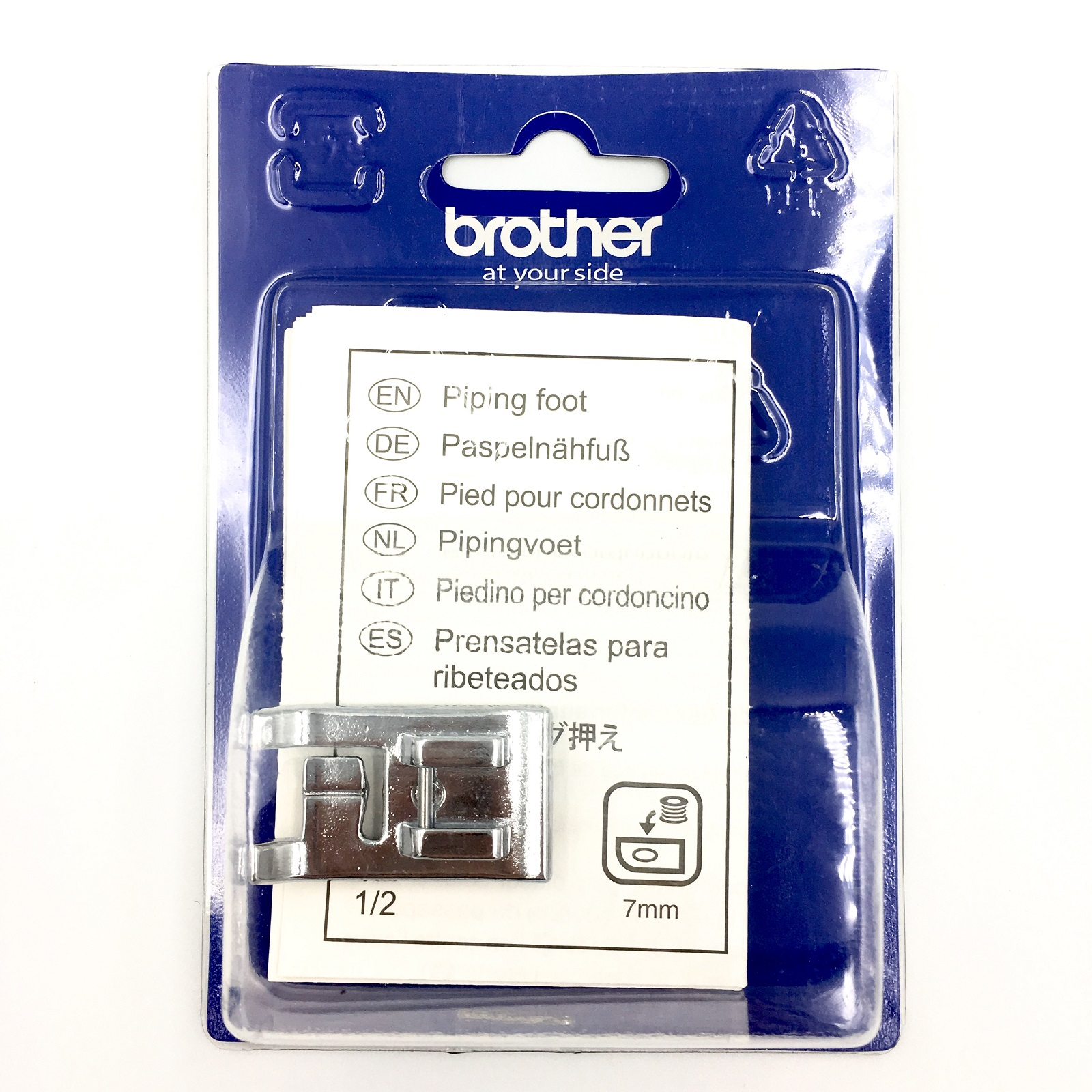 Brother Piping Foot F067 Brother Brother Machines