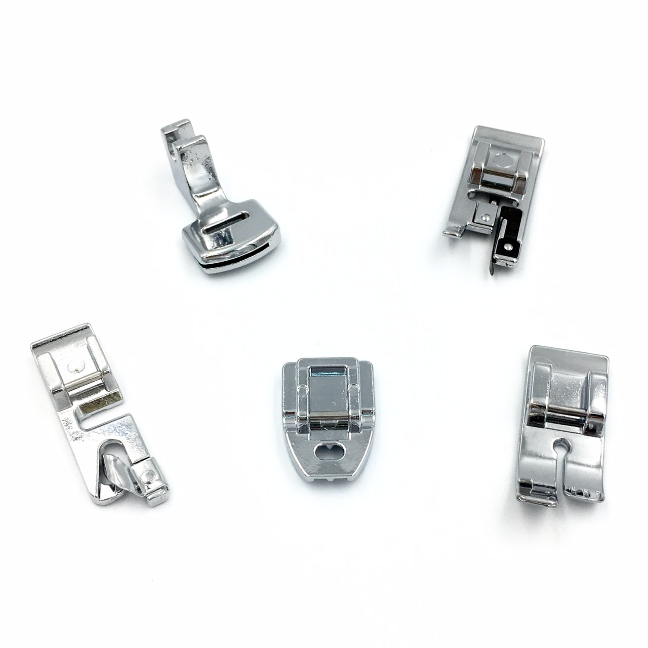 5-Piece Presser Foot Kit (Brother 5mm - FP2)