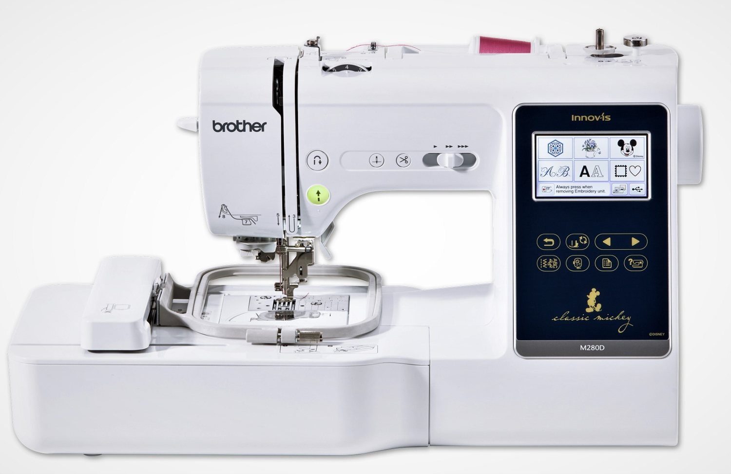 Innov-is M280D Sewing/Embroidery - Brother - Brother Machines