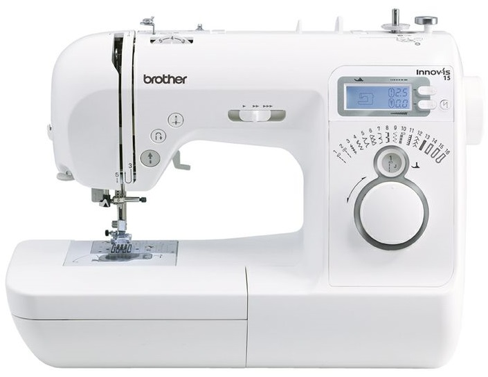 Innovis NV15 Sewing Machine - Brother - Brother Machines
