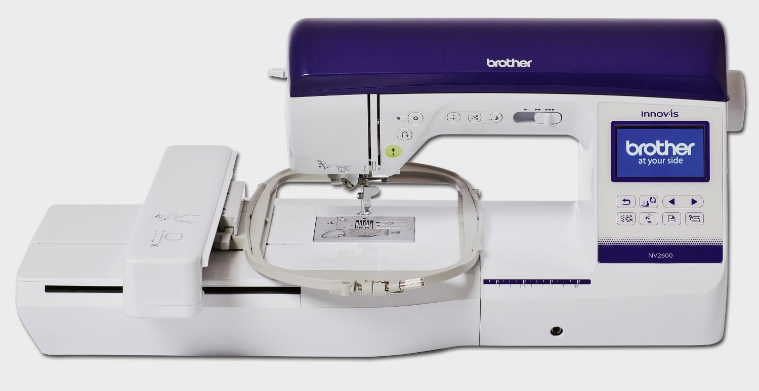 Innov-is NV2600 Sewing/Embroidery