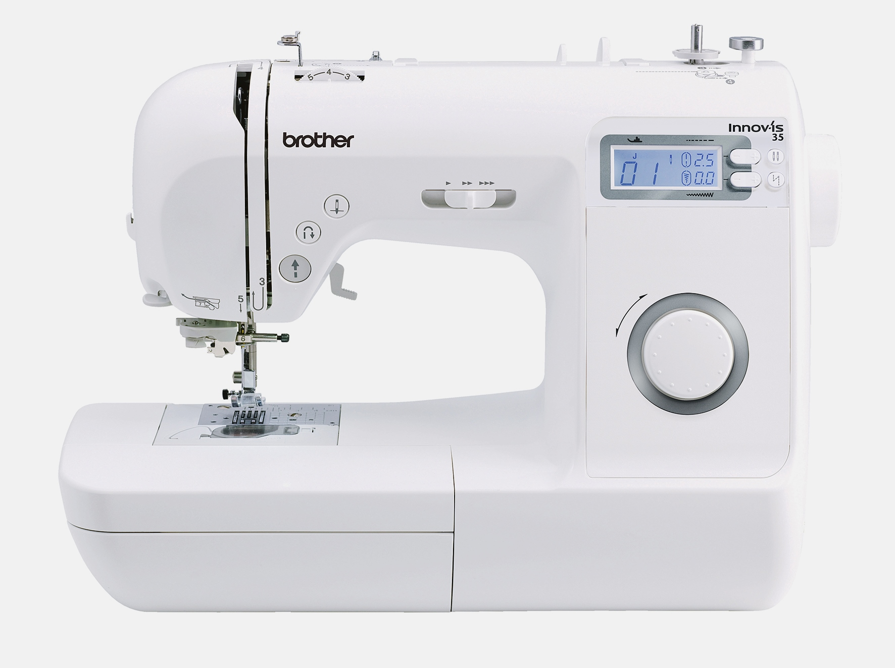 Sewing Machines Parts And Accessories Brother Machine Diagram Car Interior Design Innovis Nv35