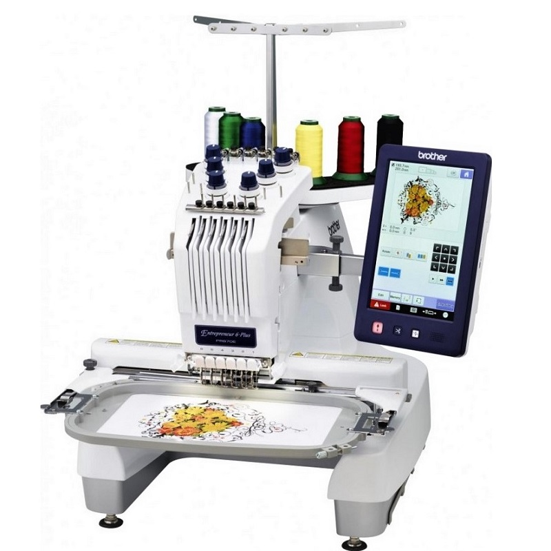 Pr670e C W Pe Design Plus 2 Software Brother Brother Machines