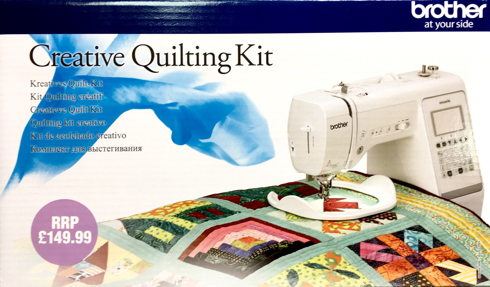 Creative Quilting Kit - QKM2UK